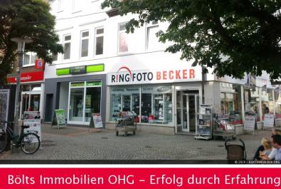 Topsaniertes Anlageobjekt in der Fussgängerzone Bremen-Vegesack