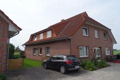 2 rentable 4-Familienhäuser in Kleinensiel