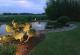 Abendaufnahmen Teich 2