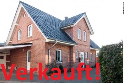 Reserviert! Ländliches Flair an der Weser: Neuwertiges Einfamilienhaus am Achimer Yachthafen