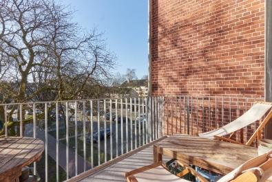 Bremen Neustadt: Individuell geschnittene 1-Zi- Galerie-Whg mit Balkon im