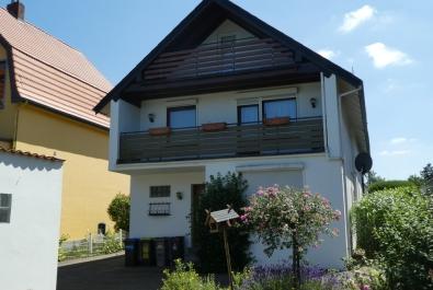 Freistehendes Einfamilienhaus in Bremen-Vegesack (Grohn)