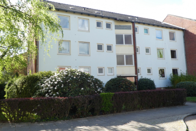 Schwachhausen! 4-Zimmer-ETW mit sonnigem Balkon mit Blick ins Grüne!