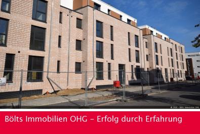 Neubau-Erstbezug im Mühlenviertel ! 3 Zi.-Whg. mit hochwert. Ausstattung und Sonnenterrasse