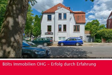 Sehr gut geschnittene Maisonette-Wohnung in bester Lage von Schwachhausen