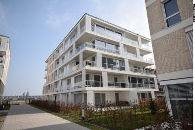 Im 1. Monat mietfrei ! ÜBERSEESTADT! Neubau-Wohnung mit ansprechendem Grundriss im maritimem Umfeld