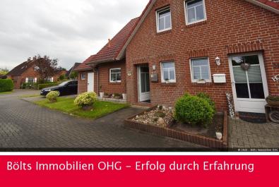 Charmante Doppelhaushälfte in guter Lage von Moordorf