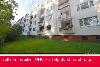 Ruhige Wohnung mit Einbauküche und Balkon Nähe Waller Bad