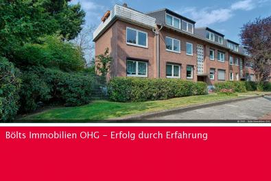 Helle und freundliche Wohnung mit 2 Balkonen und Garage in Radio-Bremen