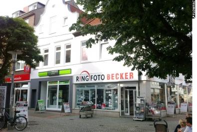 Topsaniertes Anlageobjekt in der Fussgängerzone Bremen Vegesack