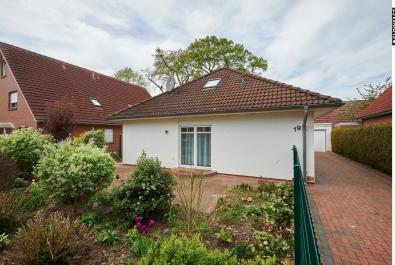 RESERVIERT! Gepflegtes Einfamilienhaus mit Garage in Lilienthal-Worphausen
