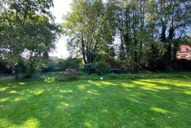 Herrliches Baugrundstück in idyllischer Randlage von Lilienthal - Kleinmoor