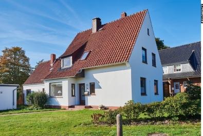 Gemütliches Einfamilienhaus in zentraler Lage von Ritterhude