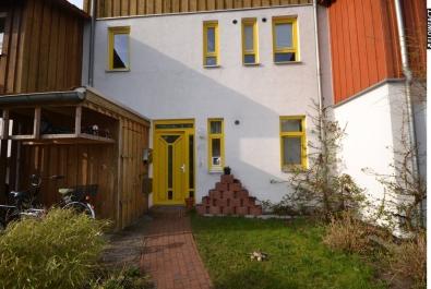 RESERVIERT! Gemütliche 2-Zimmerwohnung im Ökoviertel von Lilienthal zur Miete
