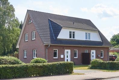 Schicke Doppelhaushälfte im Künstlerdorf Worpswede