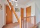 Dachbodenluke mit Leiter