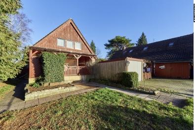 Einfamilienhaus mit Keller und Garage direkt am Jan-Reiners-Weg in Lilienthal