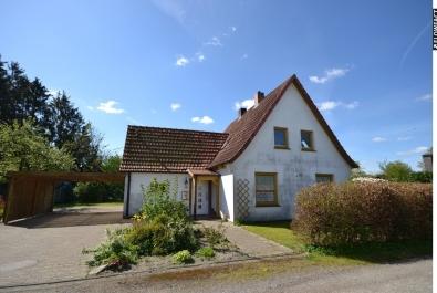 Freistehendes Einfamilienhaus in ruhiger, schöner Wohnlage von Westertimke