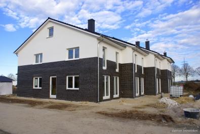 Klein Hutbergen| Neubau eines Reihenhauses in ruhiger Lage