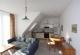 Wohnung 2: Wohnen/Kochen