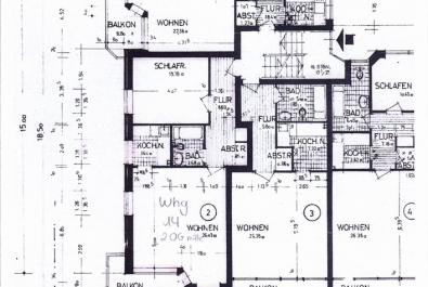 Attraktive Wohnung in zentraler Lage
