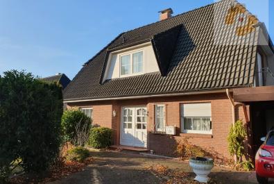 Stilvoll eingerichtetes Haus in Oberneuland