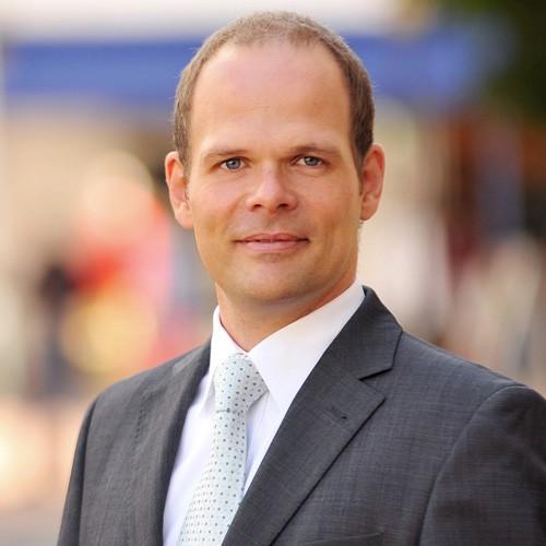 Immobilienmakler Gordon Wehner